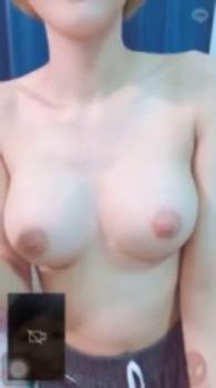 Lexi strip and spread on Tiktok Porn Videos