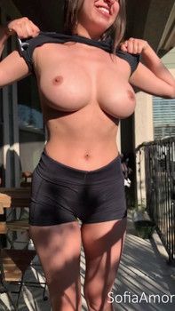 Quarantine Ebony Dildo Pussy In Front of Hotel Window - Stickam Videos