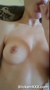 This was for my Tiktok tits, wanted to see em jiggle while I masturbate