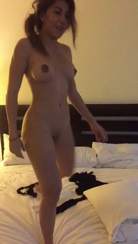 Sexy Blonde Teen Cam Whore Dances Nude - Onlyfans Porn