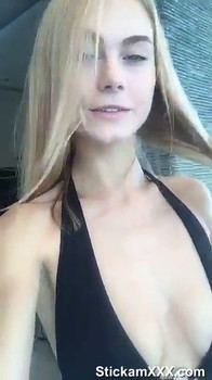 Big Titty Goth Girlfriend Cow Bikini - Periscope Girls