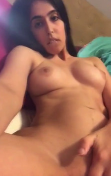 Patreon girl with slim waist dances slow striptise