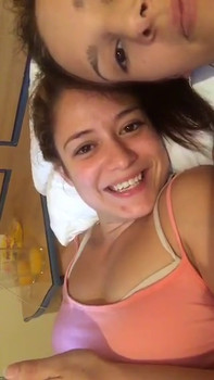 She wants to put wax in her pussy - Snapchat Videos