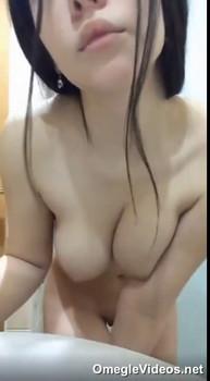 Blonde Bomshell Diamond Masturbates With Glass Toy - Snapchat Videos