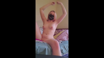 Dancing and dress up on a free Monday - Skype Sex