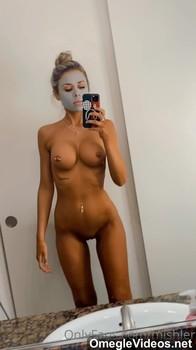 Yanks Molly Masturbating On Camera - Onlyfans Porn