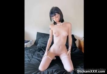 Luna Dildo Ass To Mouth - Skype Sex