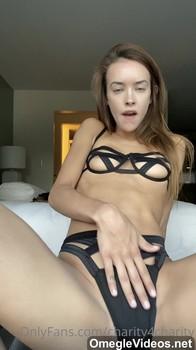 Anal balls inserted in subs ass till he cums - Bigo Live Porn