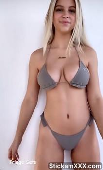Gigantic Dildo Wrecks Her Loose Hole For Life - Tiktok Porn Videos