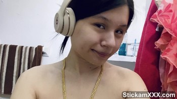 Your Girlfriend with Your Horny Thai Roommate - Snapchat Videos