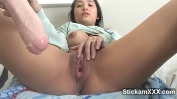 Self service with a new and old favorite - Bigo Live Porn