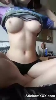 My Bigo girl playing with herself - Bigo Live Porn