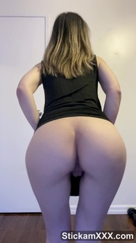 Wishing I had a real one to suck on Skype Sex