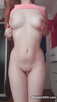 Solo Fucks Her Juicy Pussy With Dildo