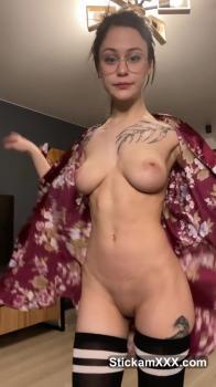 Using my hands - Bigo Live Porn
