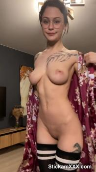 Chubby Barbie loves to masturbate - Onlyfans Porn